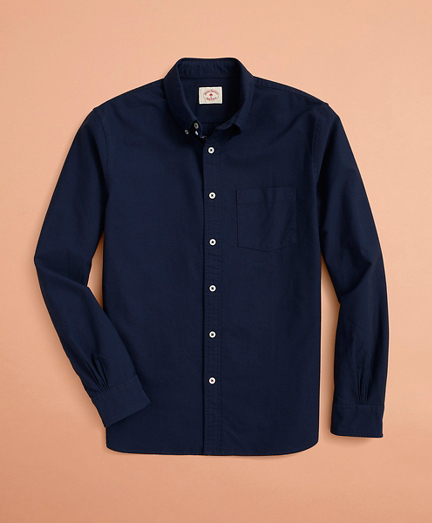 Supima® Cotton Oxford Shirt