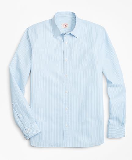 Striped Nine-to-Nine Cotton Poplin Shirt