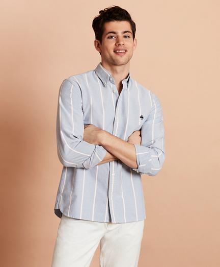 Striped Oxford Sport Shirt