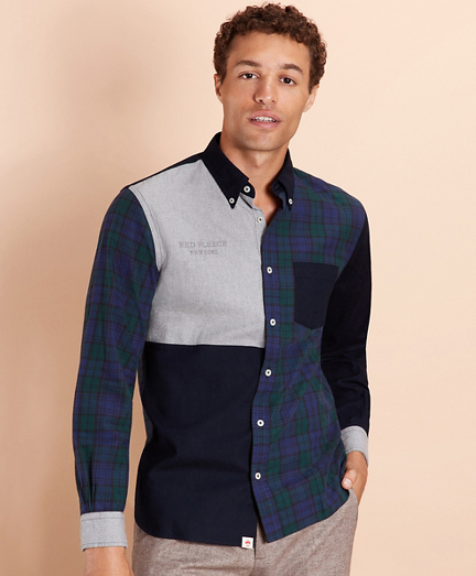 Plaid Flannel Fun Shirt