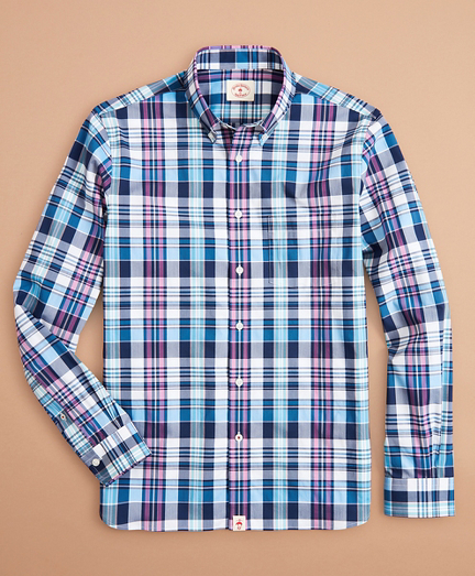 Performance Series Plaid Shirt