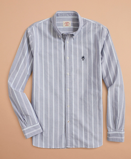 Striped Oxford Shirt