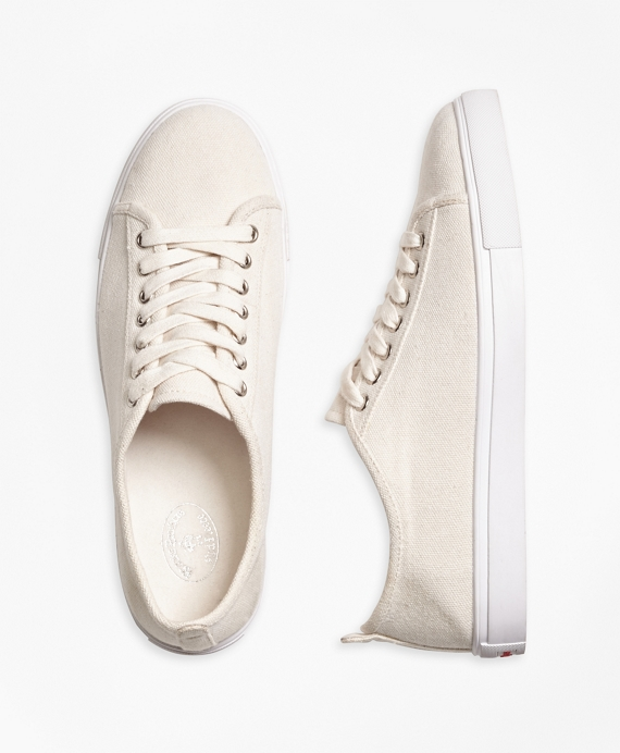 Canvas Sneakers White