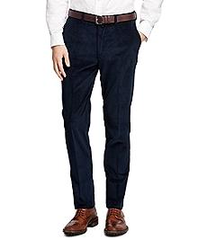 Corduroy Dress Trousers