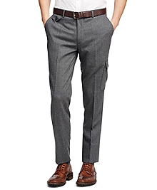 Flannel Dress Trousers