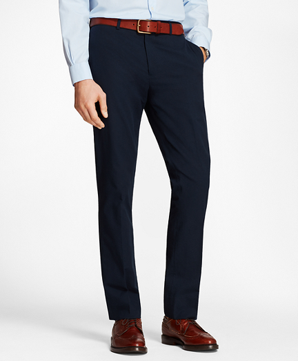 Seersucker Dress Trousers