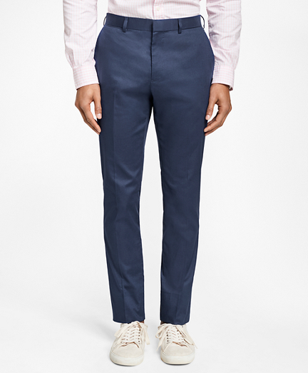 Slim-Fit Pincord Trousers