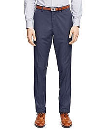 Chambray Suit Trousers