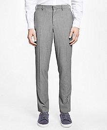 Sharkskin Suit Trousers
