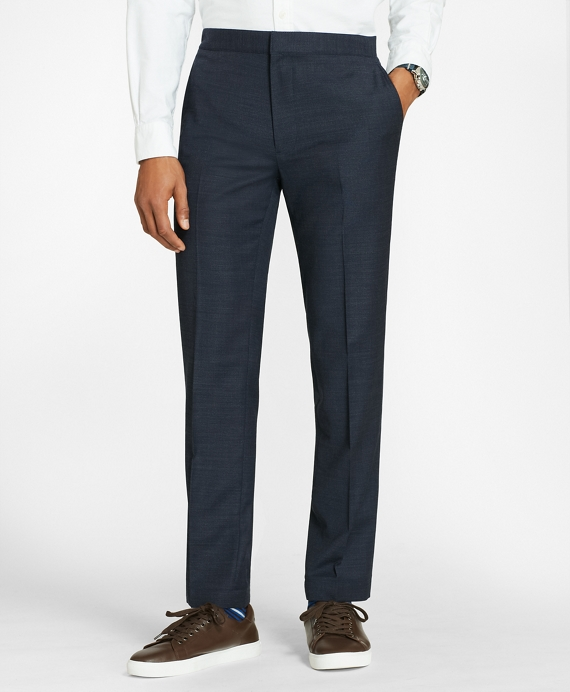 Brooks Brothers BrooksCloud Blue Suit Trousers
