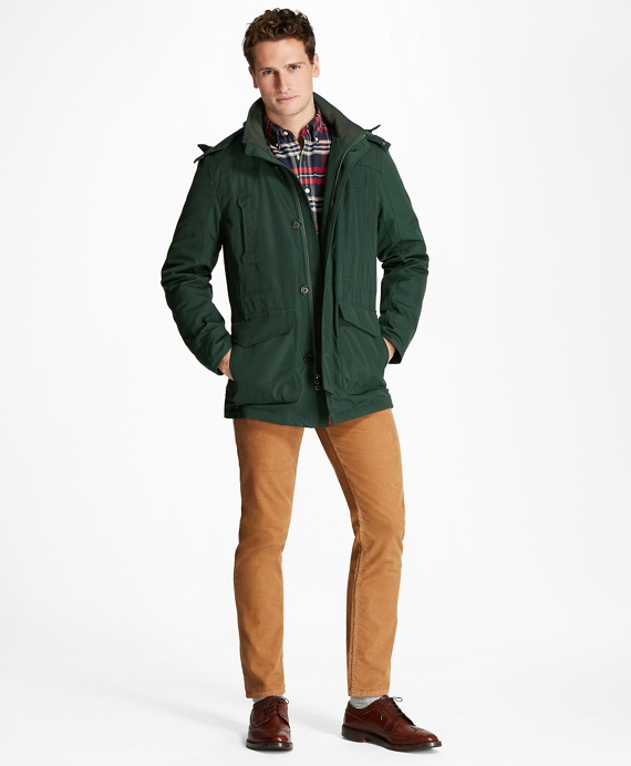 Thermore® Ecodown® Parka Dark Green