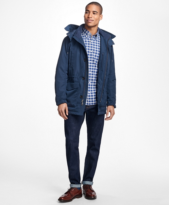 Thermore® Ecodown® Parka Navy