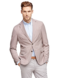 Mini Check Sport Coat