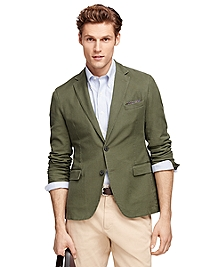 Cotton Sport Coat