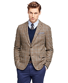 Plaid Sport Coat