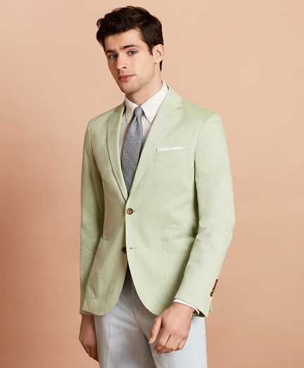 Stretch-Cotton Sport Coat