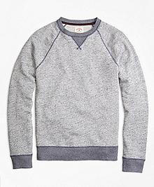 Terry Raglan Crewneck Sweatshirt
