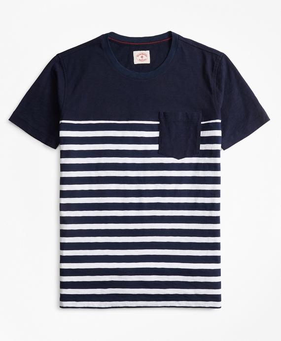 Navy-White