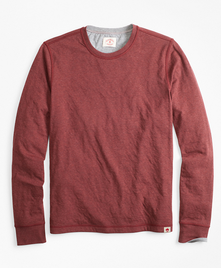 Reversible Long-Sleeve T-Shirt