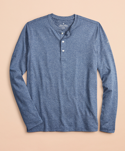 Performance Series Long-Sleeve Henley