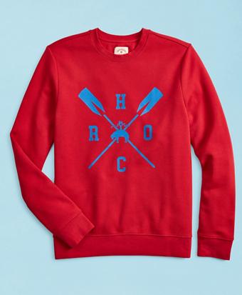 2019  Head Of The Charles® Regatta Graphic Crewneck Sweatshirt