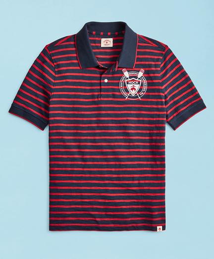 2019  Head Of The Charles® Regatta Striped Polo Shirt