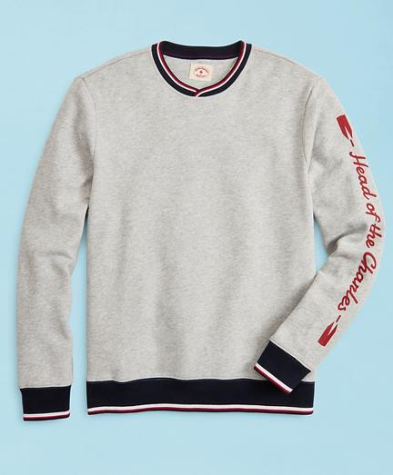 2019  Head Of The Charles® Regatta French Terry Sweatshirt