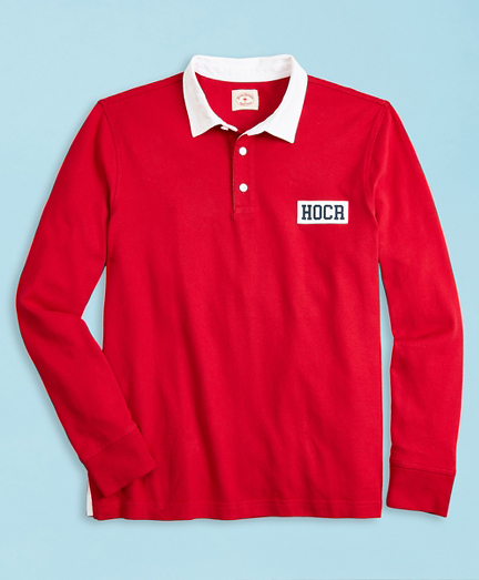 2019  Head Of The Charles® Regatta Cotton Jersey Rugby Shirt