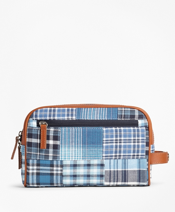 Patchwork Travel Kit Blue