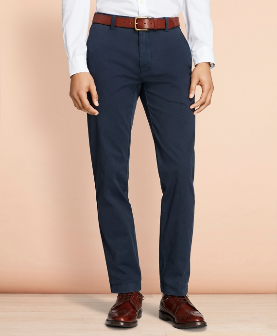 f225b9f6fdca77 Garment-Dyed Chinos - Brooks Brothers