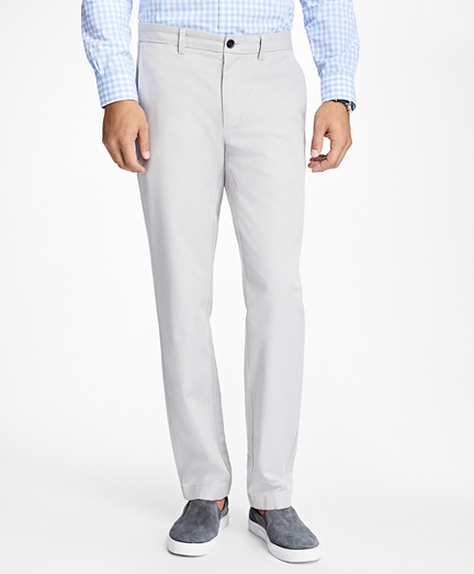 Herringbone Stretch Chinos
