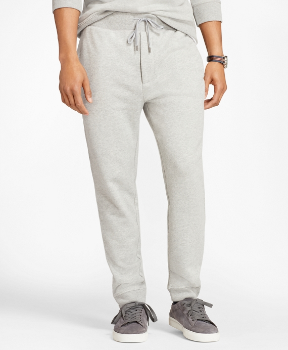 French Terry Sweatpants Grey
