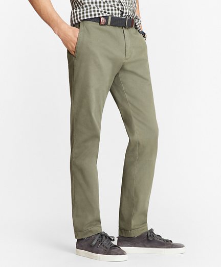 Slim-Fit Bedford Corduroy Chinos