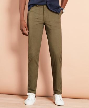 Cotton Ripstop Surplus Pants