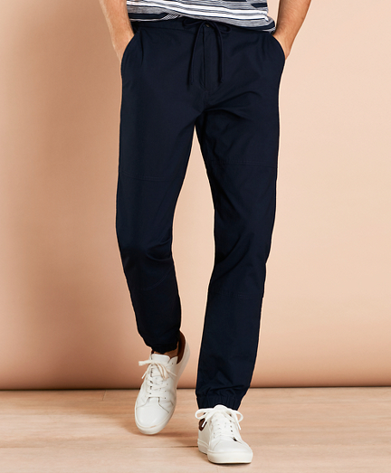 Cotton Ripstop Joggers