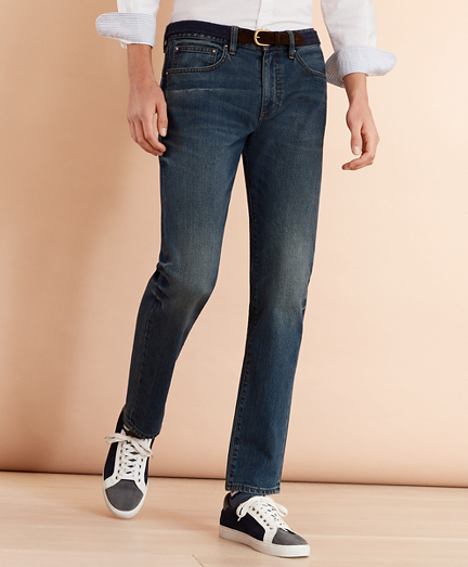 116 Slim Stretch Jeans