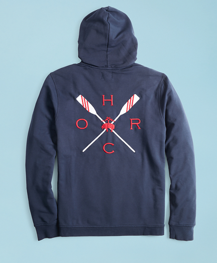 2018  Head Of The Charles® Regatta French Terry Zip-Up Hoodie