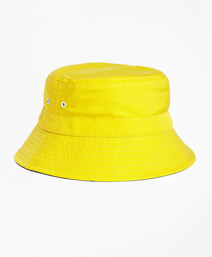 Reversible Nylon Bucket Hat