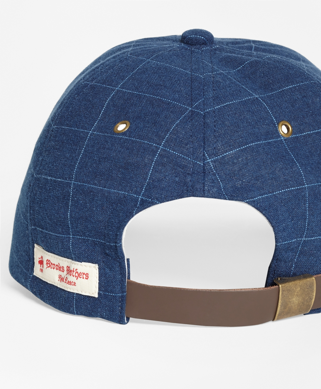 e5d142fbf7e7f Windowpane Denim Baseball Cap - BB AU Ecommerce