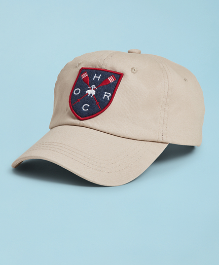 2018  Head Of The Charles® Regatta Shield Baseball Cap