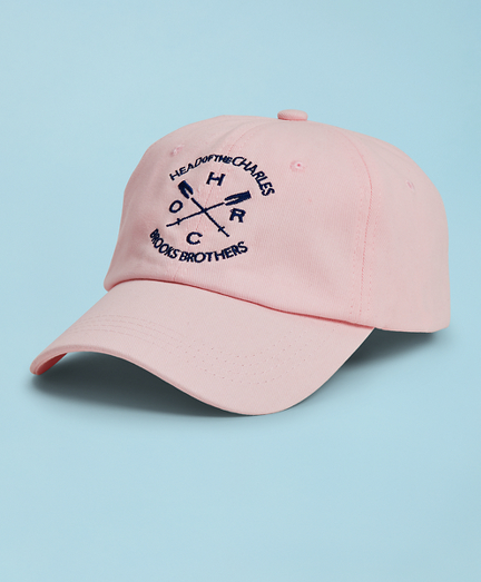 2018  Head Of The Charles® Regatta Insignia Baseball Cap