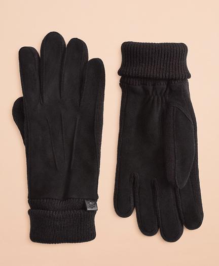 Deer Suede Gloves