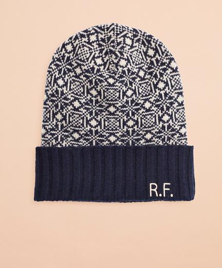 Nordic Wool-Blend Hat