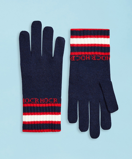 2019  Head Of The Charles® Regatta Wool-Blend Gloves