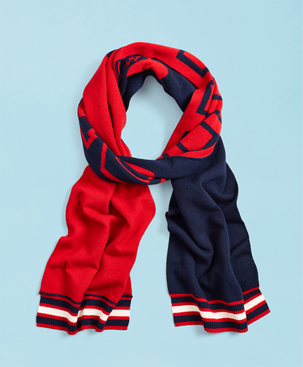 Head Of The Charles® Regatta Wool-Blend Scarf
