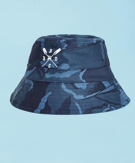 2019  Head Of The Charles® Regatta Camo Bucket Hat