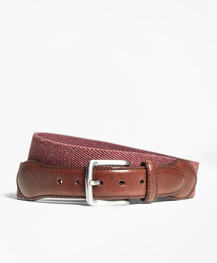 Chambray Belt