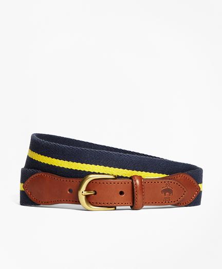 Naval Stripe Belt