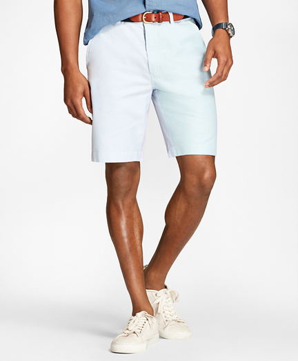 Supima® Cotton Fun Oxford Shorts