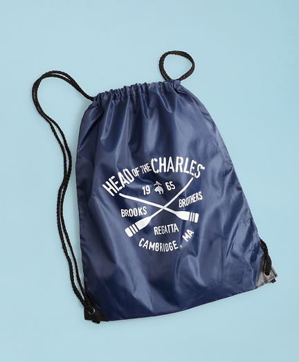 2018  Head Of The Charles® Regatta Drawstring Backpack